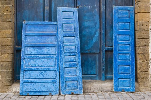 Essaouira blue's