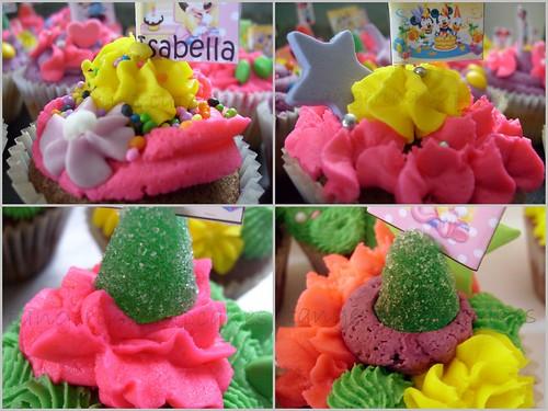 cumpleaños Isabella