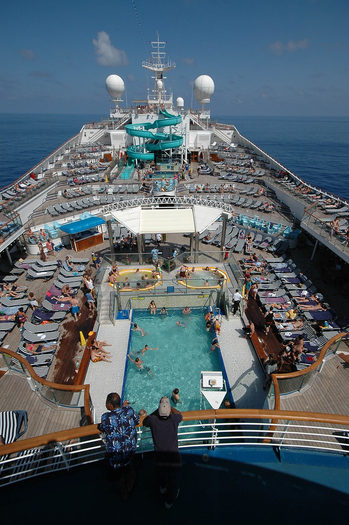We Sailed On Carnival Conquest For A