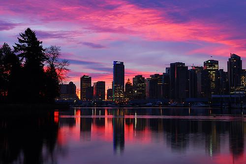 morning canada colour water vancouver sunrise landscape bravo scenic p1f1 superaplus aplusphoto