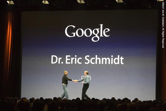 Macworld Expo & Keynote Speech: Steve Jobs Greats Eric Sch
