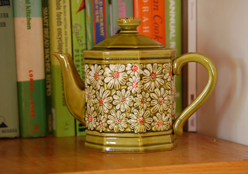 thrifted: teapot | by SouleMama