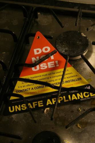 Unsafe appliance | by David Tolnem