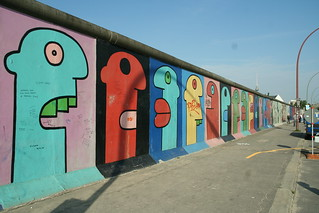 Berlin wall | by Noud W.