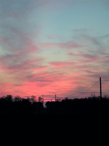 sunset sun clouds suomi finland pilvet auringonlasku aurinko