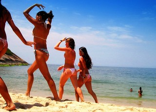 Summertime..girls just wanna have fun...