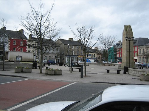 Donegal Town Square Panorama (3) | by Brisan
