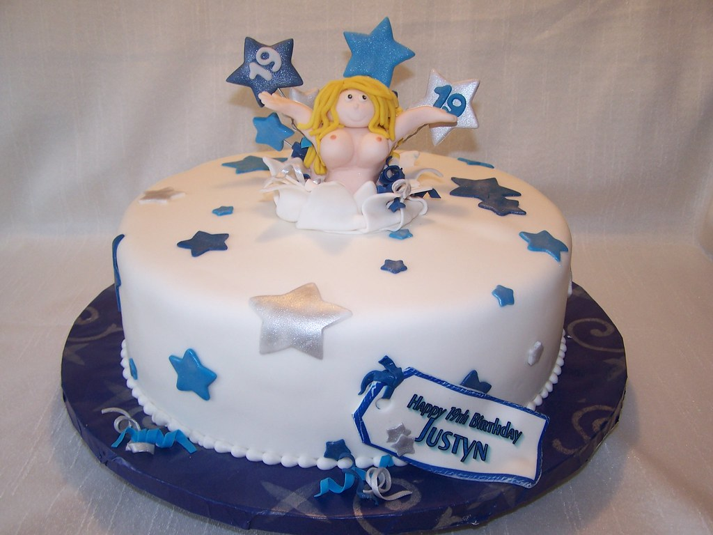 Remarkable Fun Birthday Cake Beth Flickr Funny Birthday Cards Online Alyptdamsfinfo