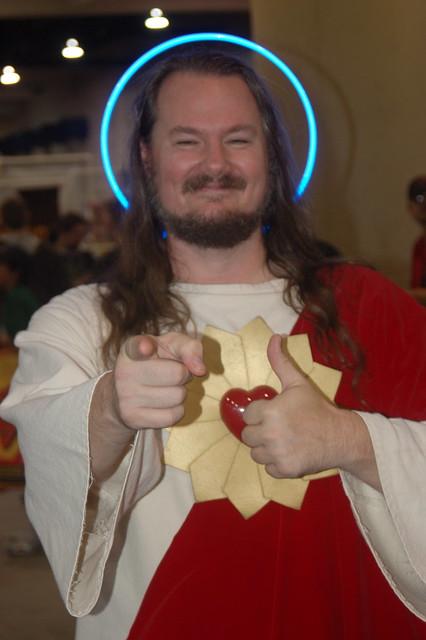 Comic Con 2007: The Real Halo