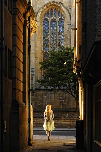 UK - Oxford - Alice