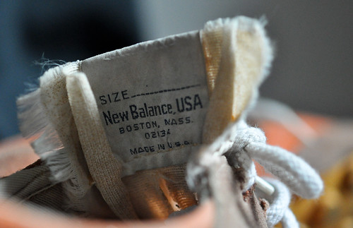 New Balance, Model Unknown, Circa 1980 (detail) | by (Luciano)