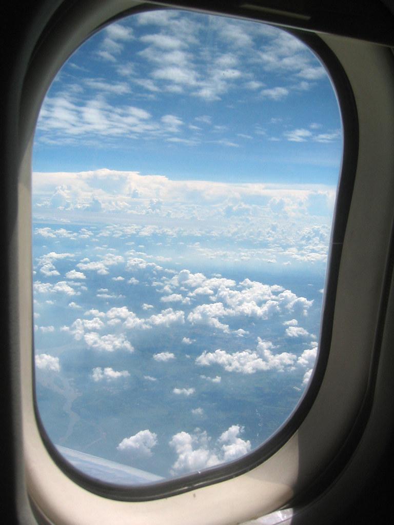 Airplane Window Contraption Flickr