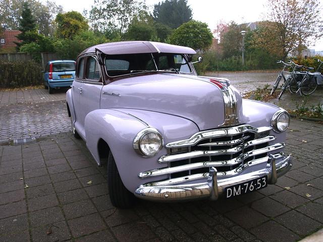 1948 Pontiac Silver Streak