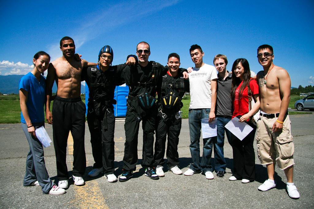 Skydiving, Franklin's 23rd Birthday --30 | Teenage Mutant Ni
