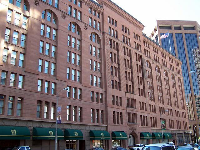 Brown Palace Hotel: Denver, CO