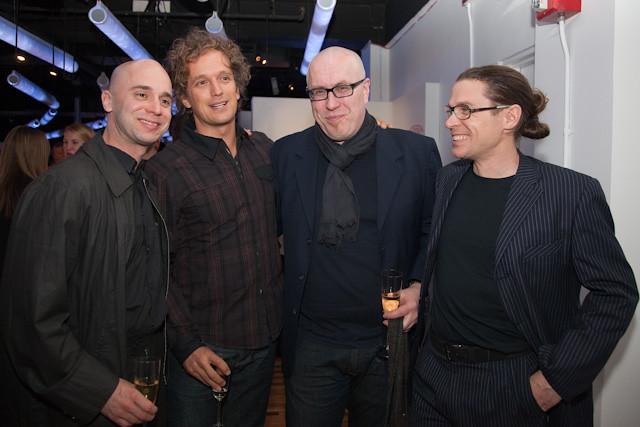 Marten Claesson, Yves Behar, Eero Koivisto, Ola Rune
