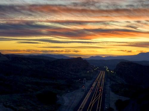 railroad train sunrise time summit hdr bnsf cajonpass photospecs cajonsubdivision chasingsteelcom