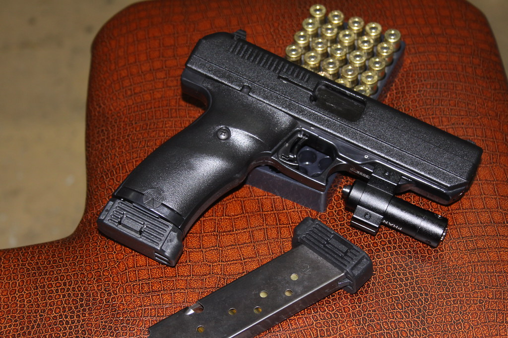 Hi Point 45 ACP Semi Automatic Pistol | These can be bought