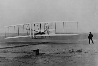 Wright Brothers' First Flight | by e-strategyblog.com