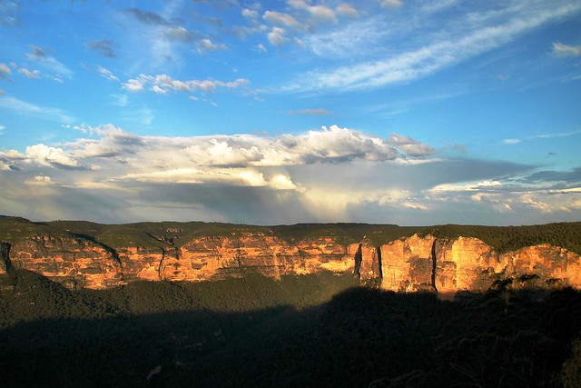 Grose Valley-Evans lookout