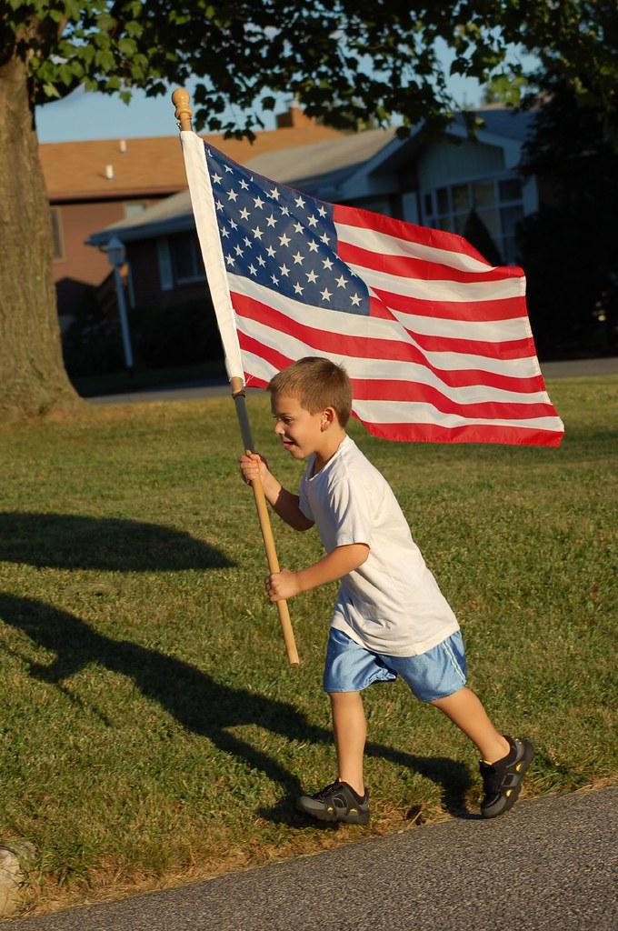 Yankee Doodle Dandy!