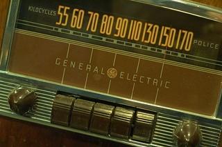GE AM Radio | by @UlisK3LU