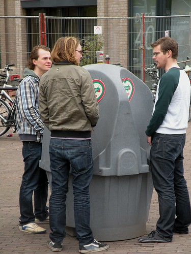 Public Toilet | by Stan Giling www.gilingmedia.nl