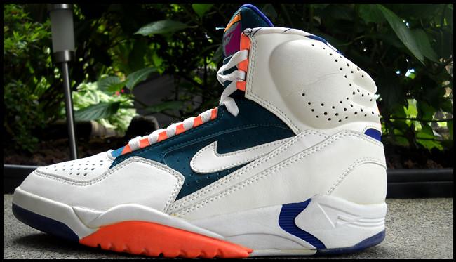 in vendita buona qualità Vendita calda 2019 1991 Nike Air Flight Lite 2 | DJ AM auction shoes. | Corey | Flickr