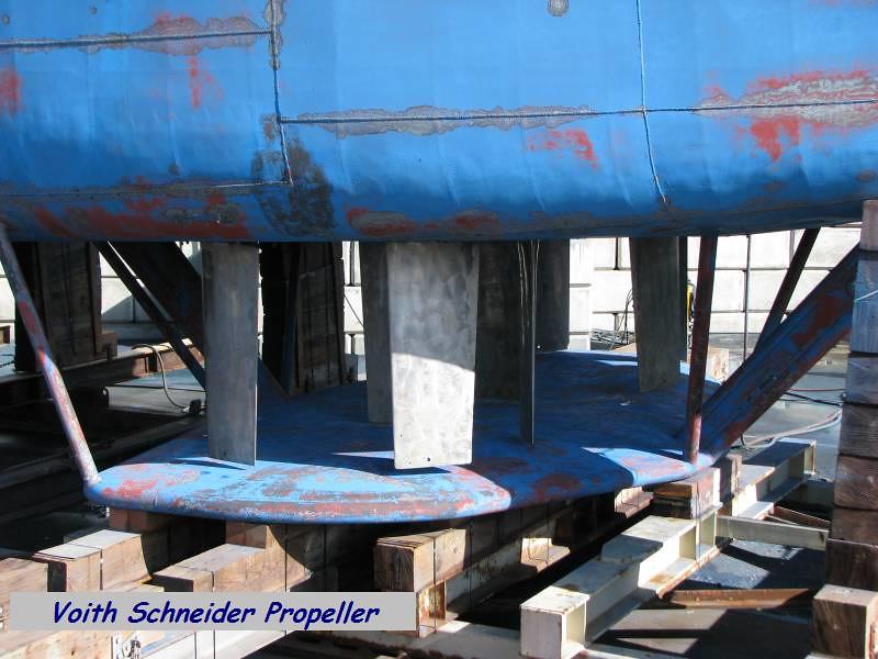 Voith Schneider Propeller | Voith Schneider Propeller (VSP