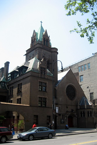 NYC - East Village: Grace Chapel and Hospital | by wallyg
