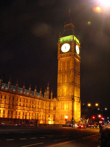 clock tower (home of Big Ben) | by Uncleweed