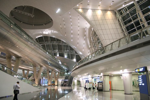 Incheon Airport, S. Korea   by tropical.pete