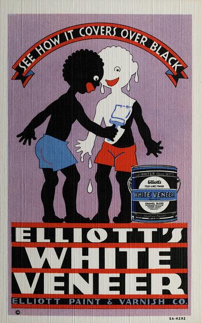 Elliott's White Veneer