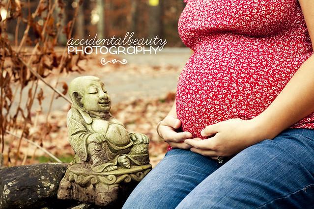 Buddha & Mommy