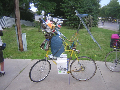 Tallbike Packing | by megulon5