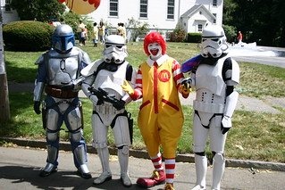 Ronald & The Stormtroopers | by joelip