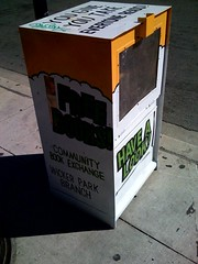 Community book exchange | by simonk