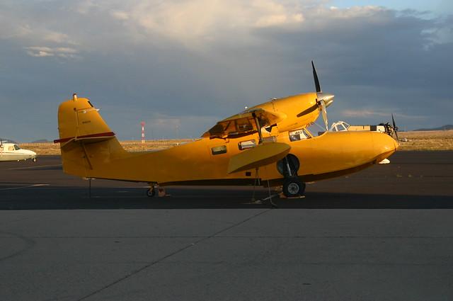 N45CA Grumman G-44 Widgon