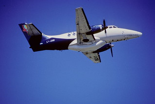 320co - AeroVIP BAe Jetstream 31; LV-ZSB@AEP;23.09.2004