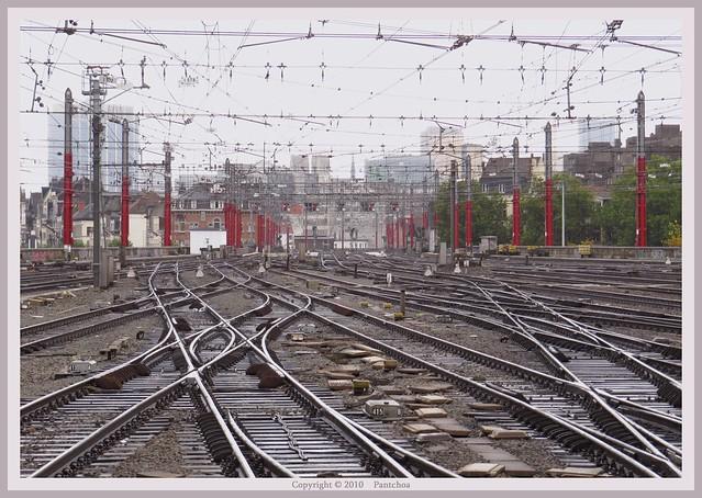 Bruxelles-Midi station  2/3