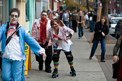 Zombie Walk 2010 - Albany, NY - 10, Oct - 09.jpg by sebastien.barre