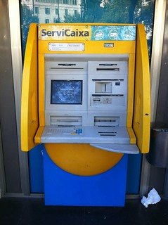Confusing ATM with featuritis