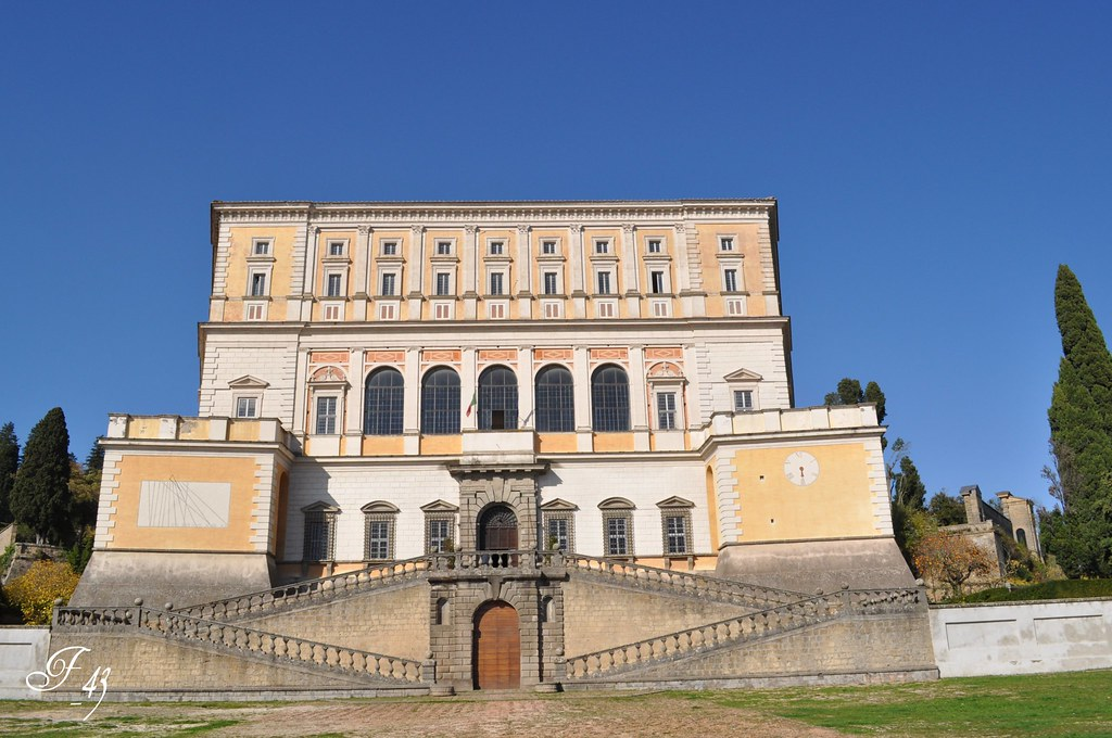 Caprarola: Il Palazzo Farnese