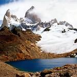 Cerro Chaltén (Fitz Roy) y Laguna de los 3 Parte 1