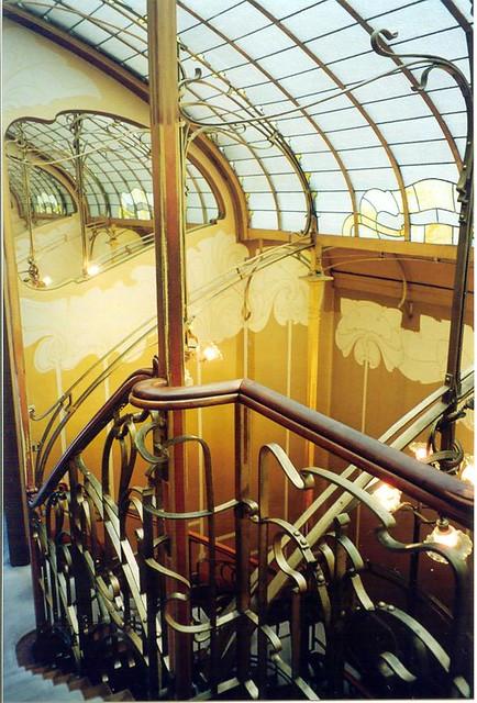 Victor Horta House - Bruselas