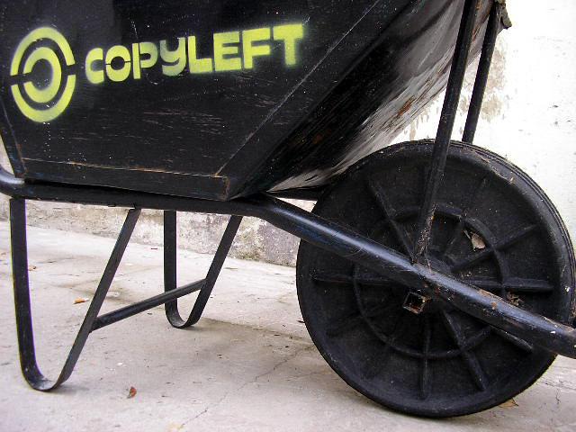 carretilla copyleft