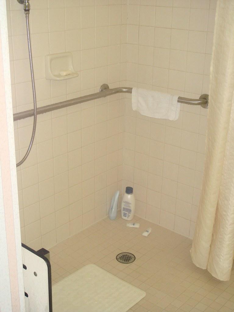Shower Clean!