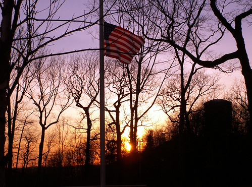 Flag Lowered In Memory of President Gerald Ford | by Sister72