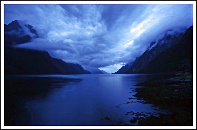 Storfjorden, Norge