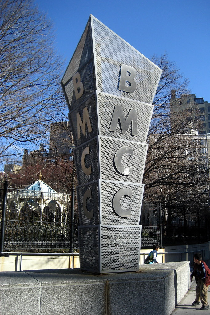 TriBeCa: Borough Of Manhattan Community College (BMC